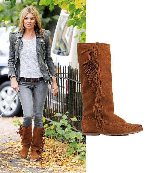 Con qu podemos combinar las botas marrones el - Combinar color marron ...