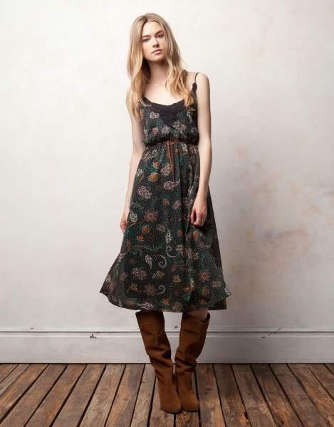ae191dedb1 Vestidos hippies cortos con botas – Vestidos para bodas