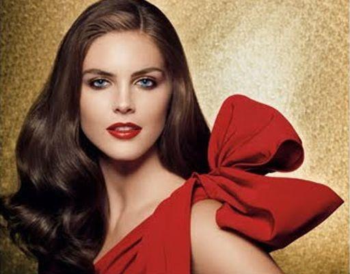 De Noche Vestido Vestidos Fiesta Maquillaje Rojo Para